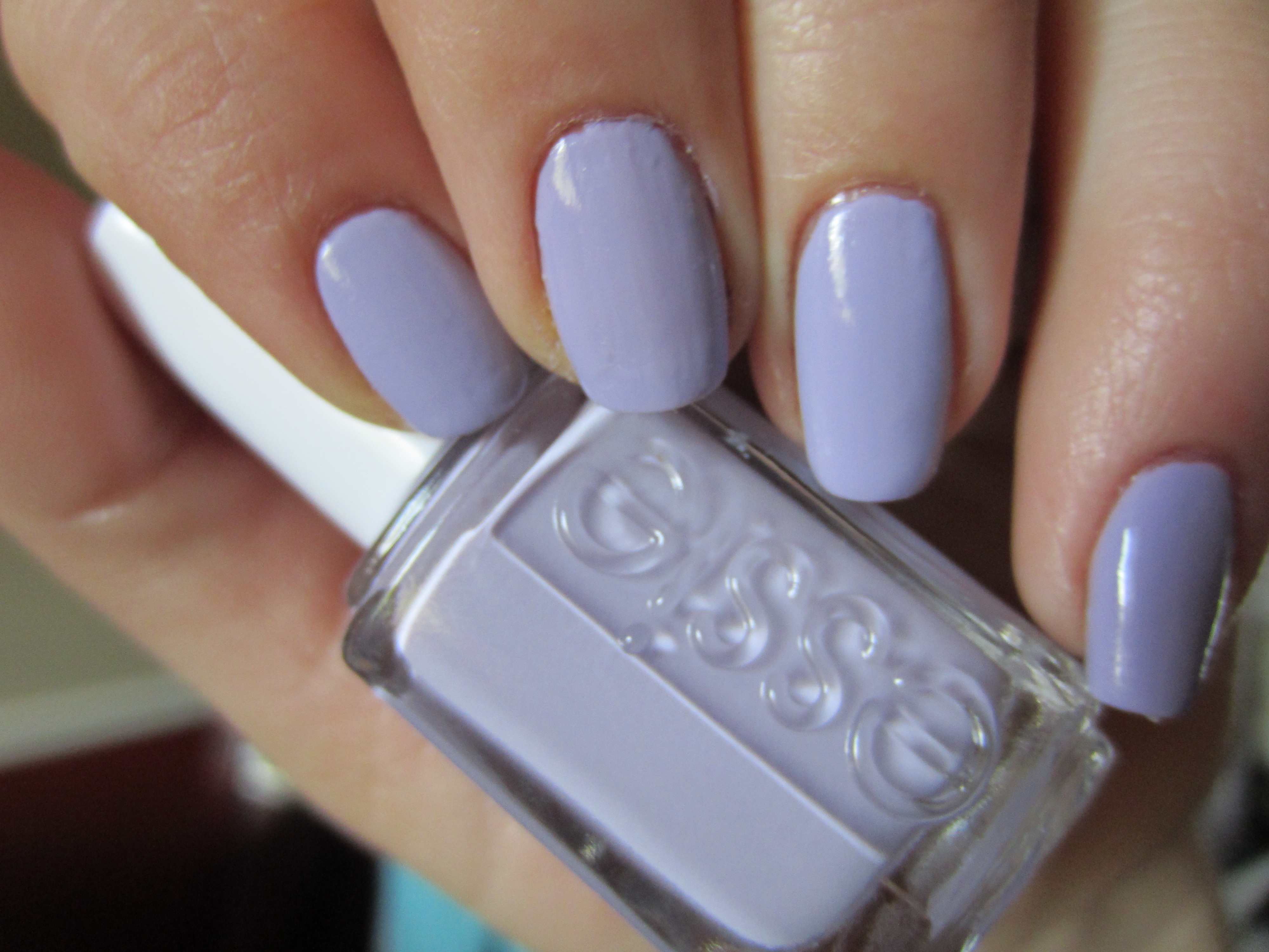 """Nail of the Day! Essie """"Lilacism"""" 