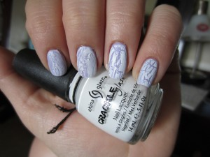 """Nail of the Day! Essie """"Lilacism"""""""