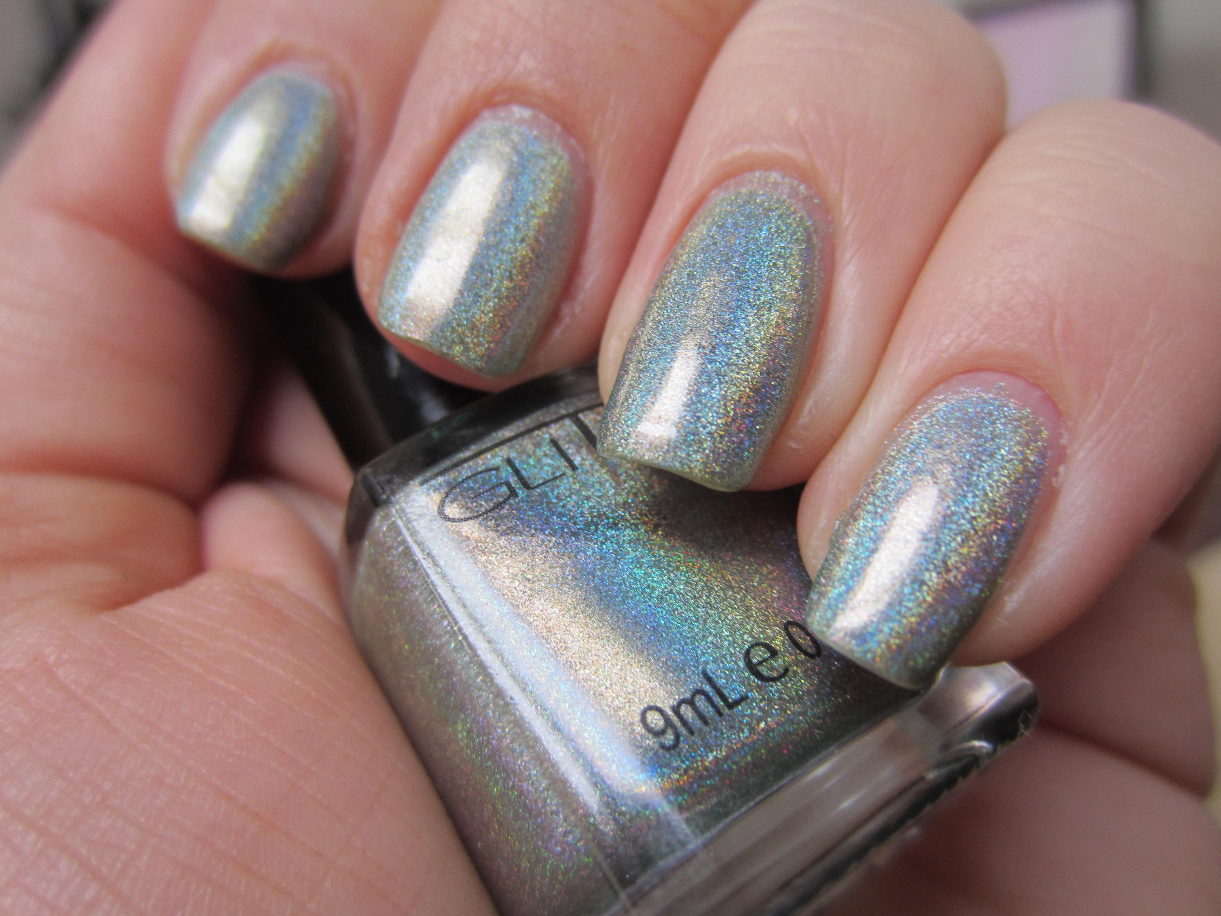 "Glitter Gal ""Green"" | misshollyberries"