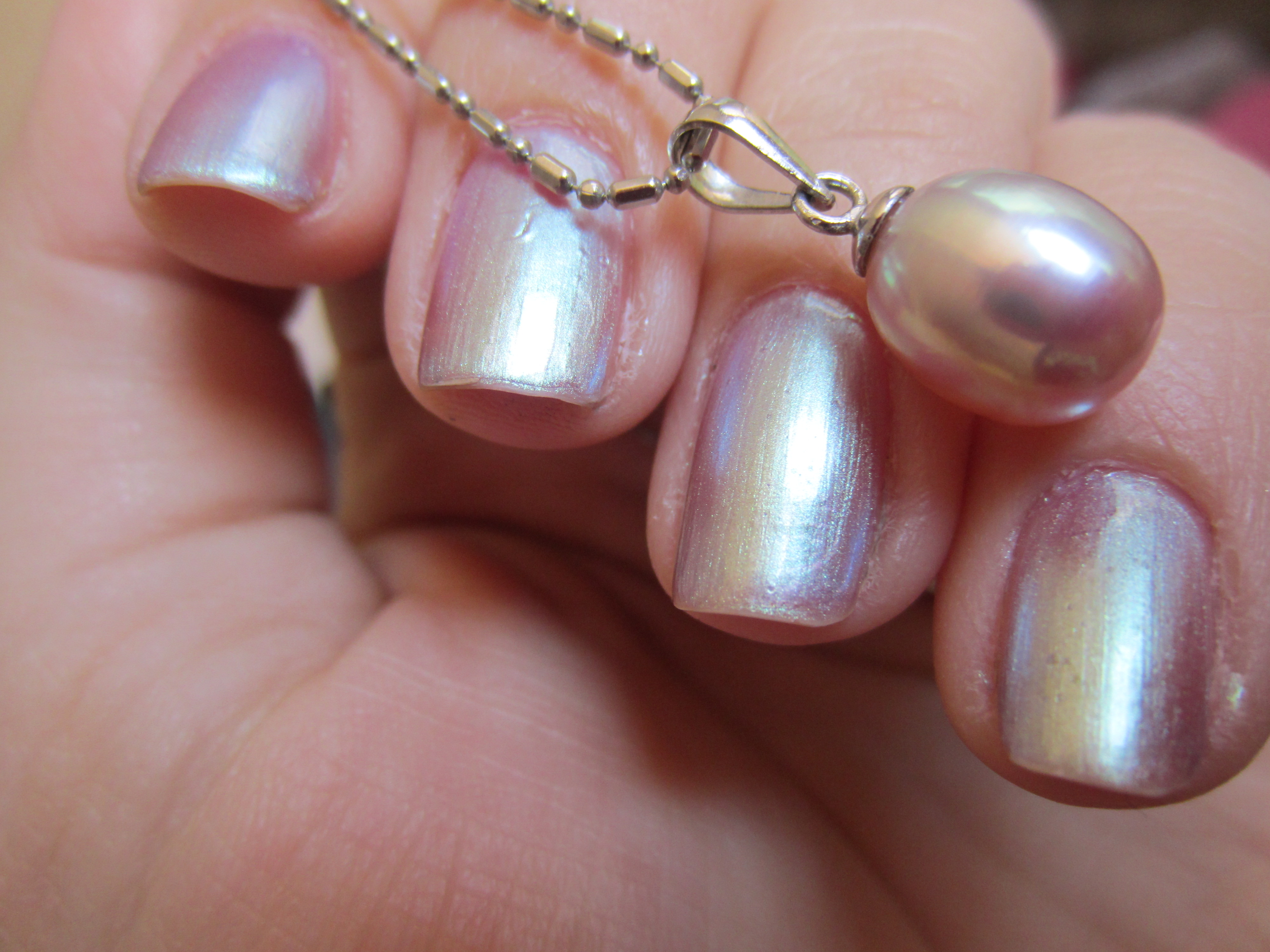 """Sinful Colors """"Let Me Go"""" 