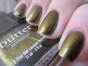 "Butter London ""Wallis"""