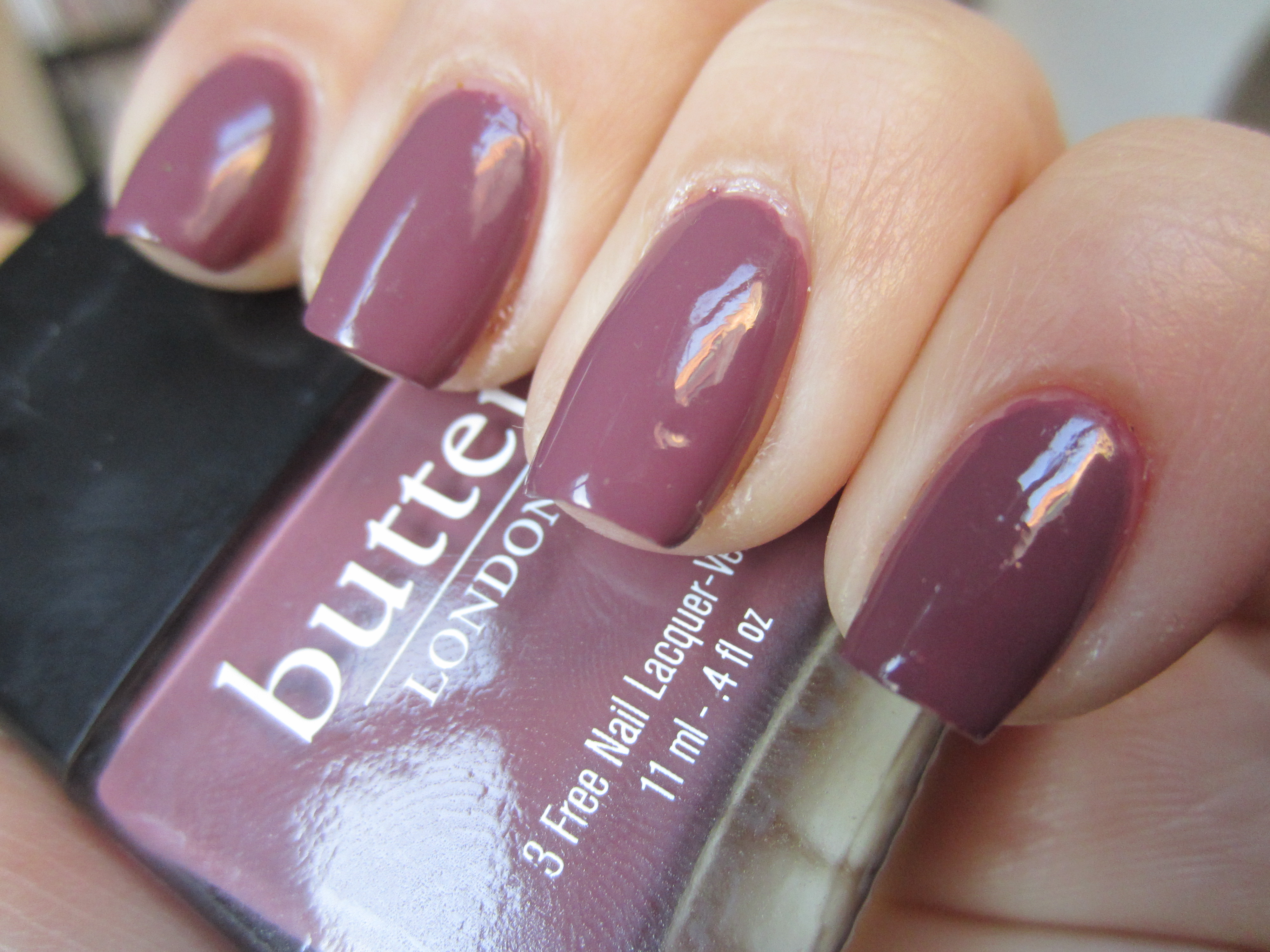 """Butter London """"Toff"""" 