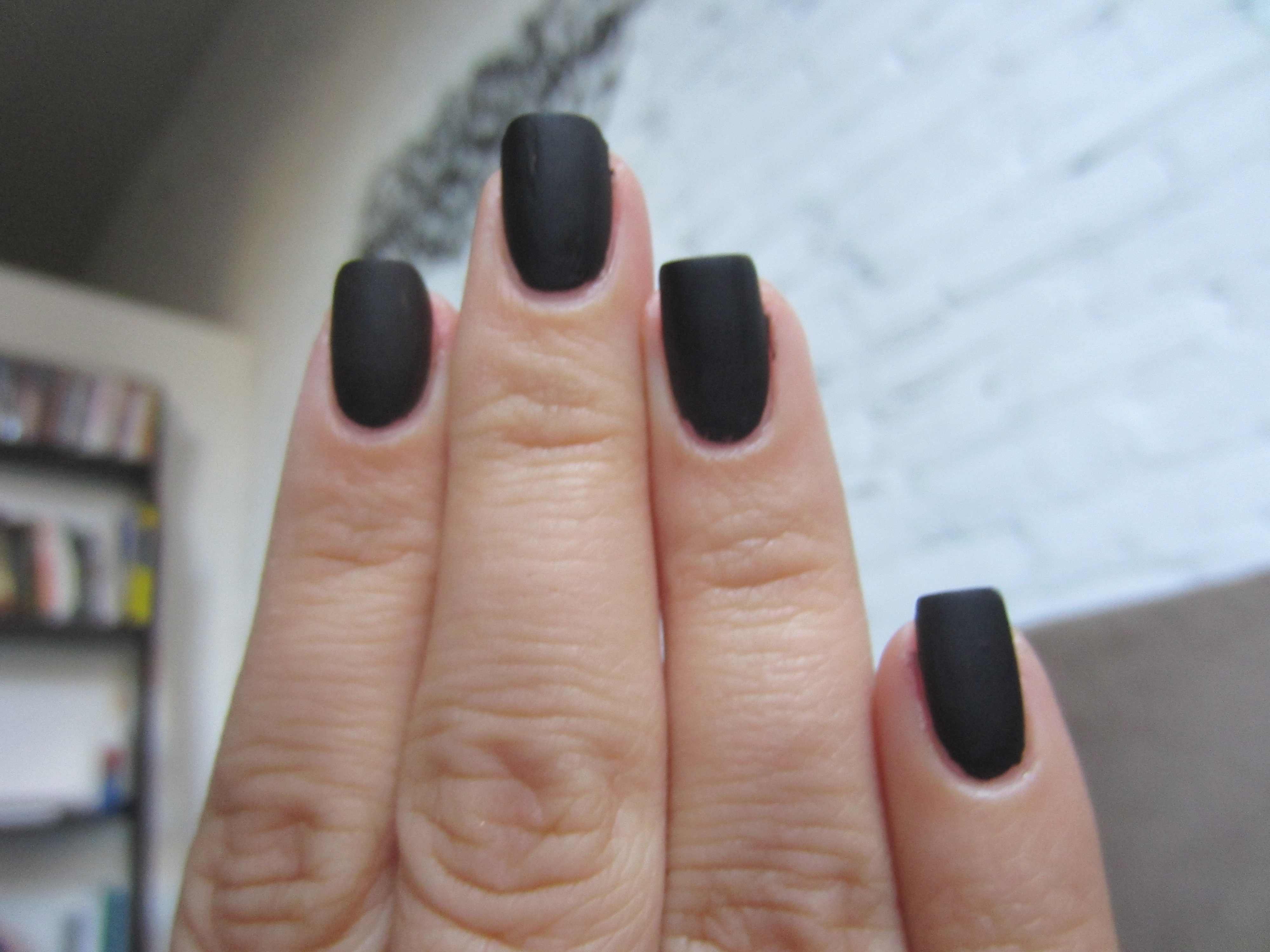 """Sephora by OPI """"Whats a Tire Jack?"""" Matte   misshollyberries"""