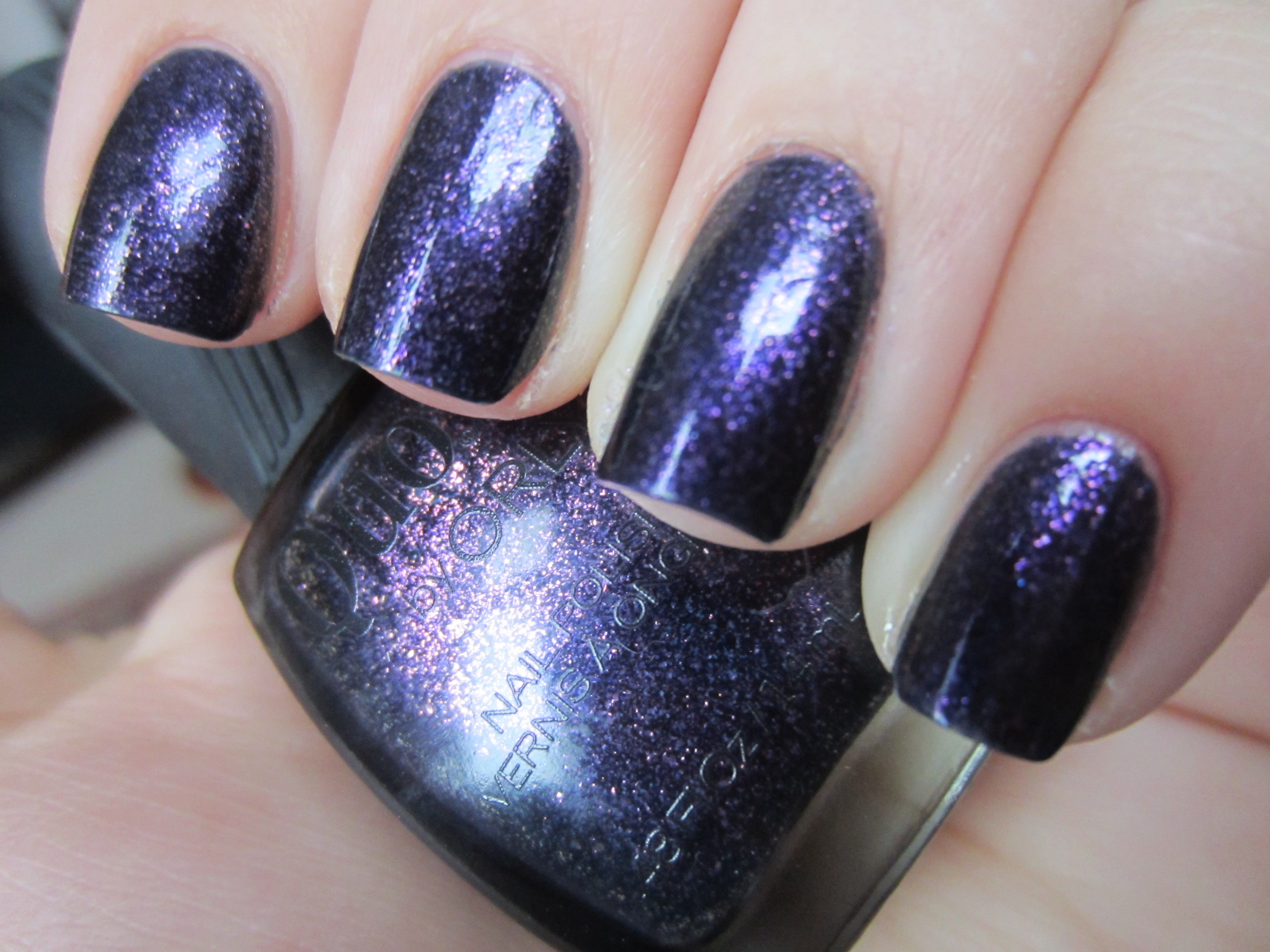"""Quo by Orly """"Night Sky"""" 