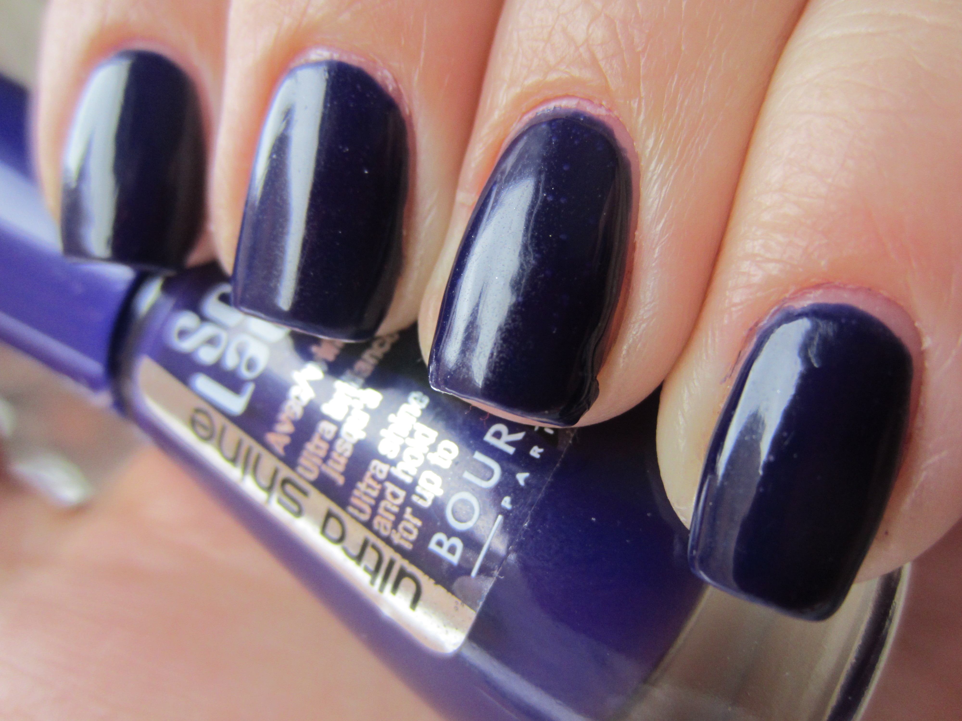 "Bourgeois So Laque ""Bleu Violet"" 