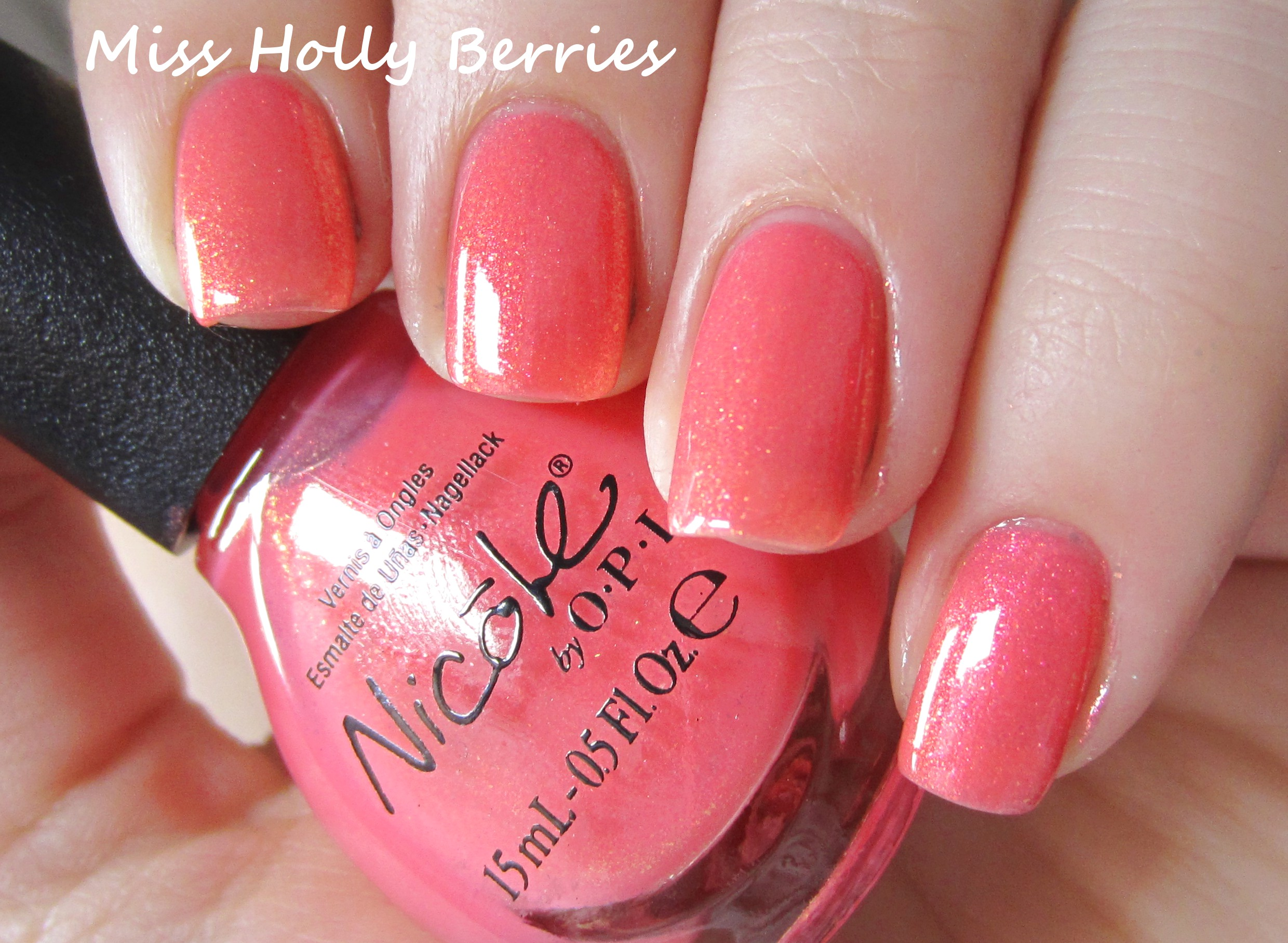 "Nicole By OPI ""You\'re an Angel"" 
