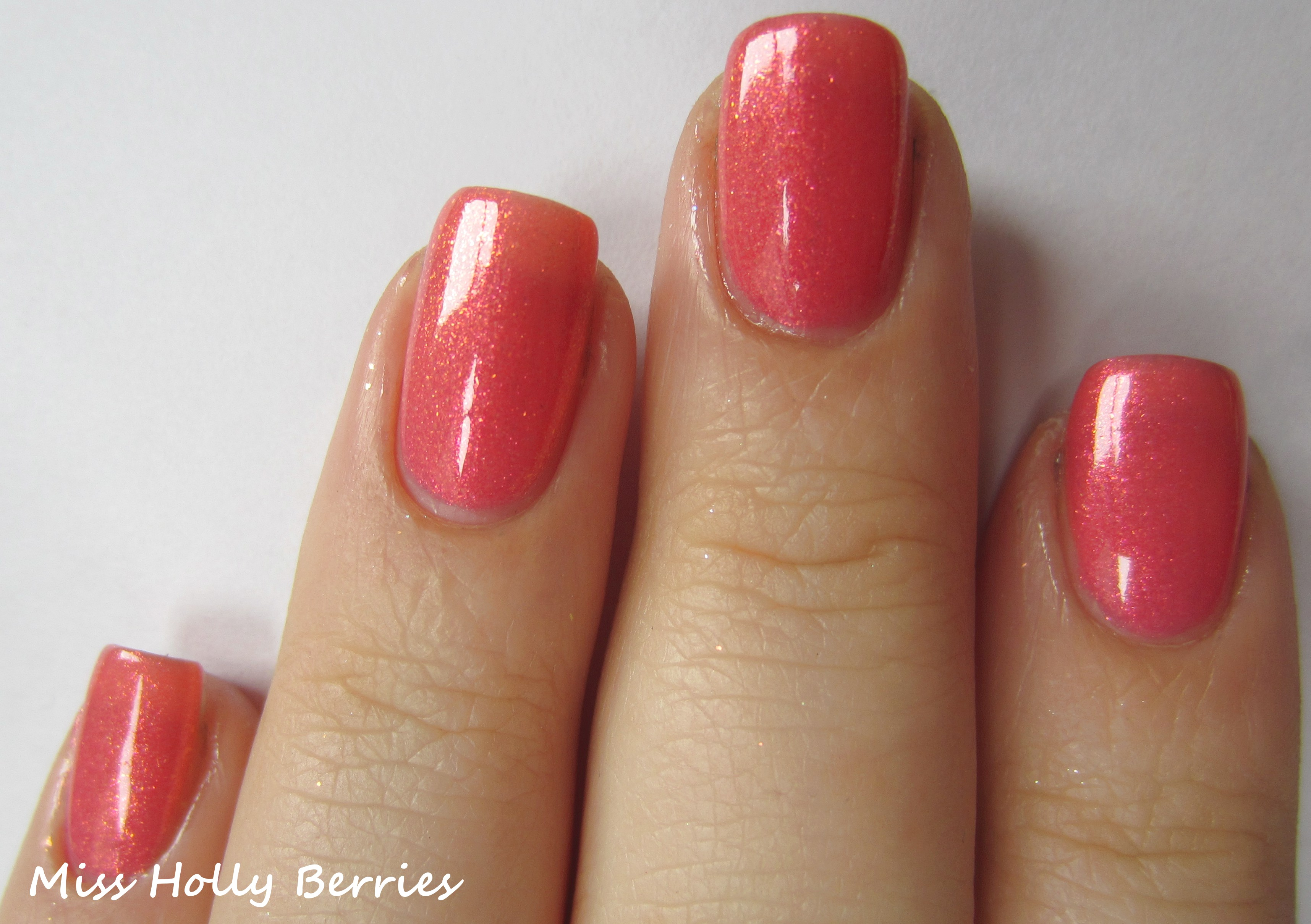 """Nicole By OPI """"You\'re an Angel"""" 