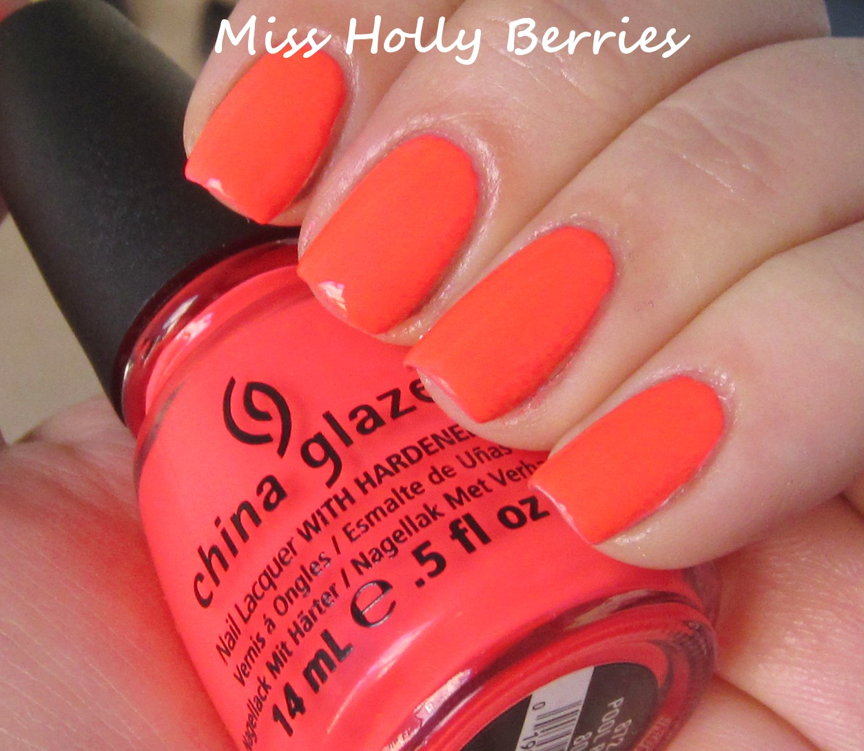 """China Glaze """"Pool Party"""" 