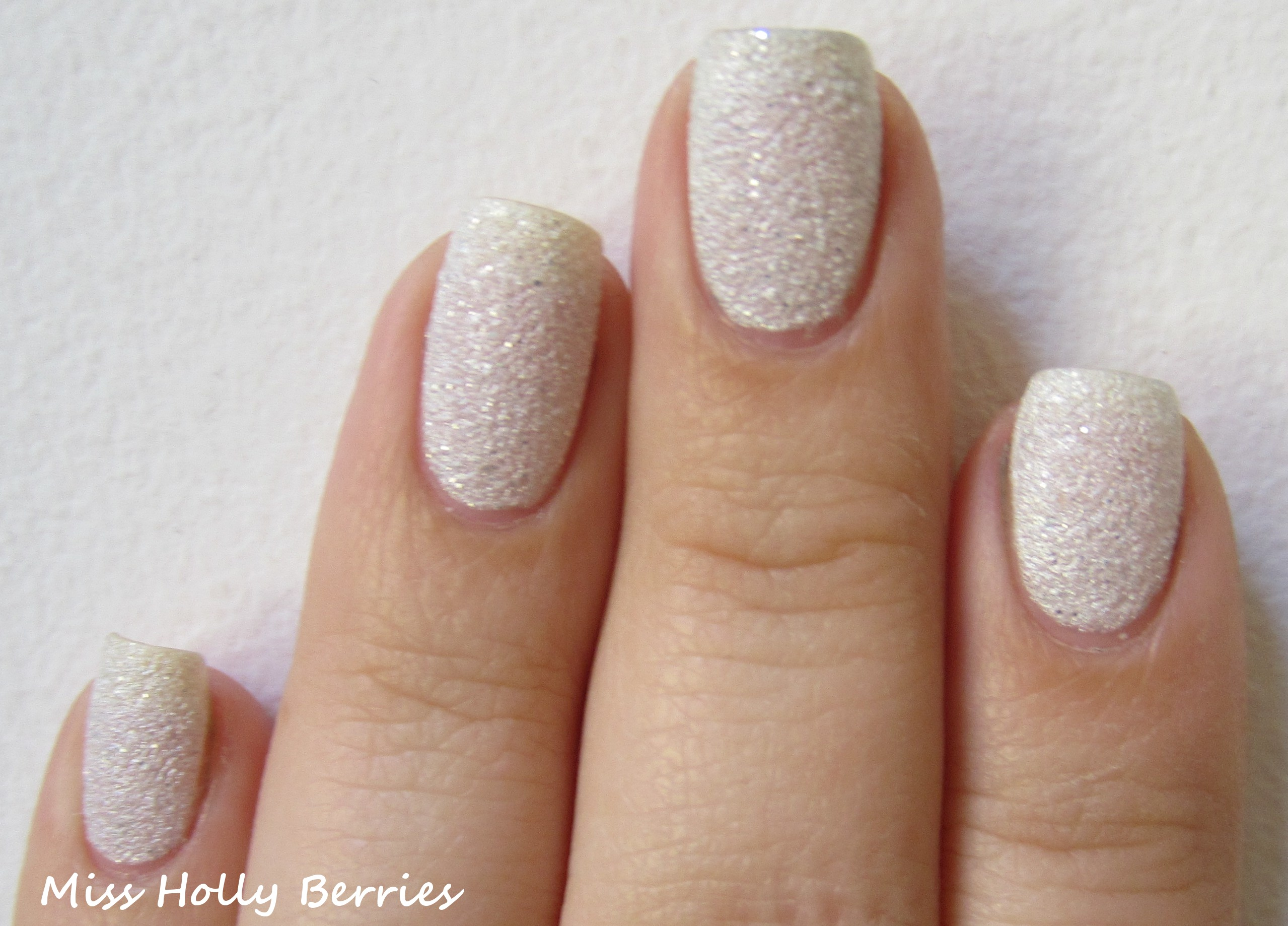 """OPI """"Solitaire"""" Liquid Sand 