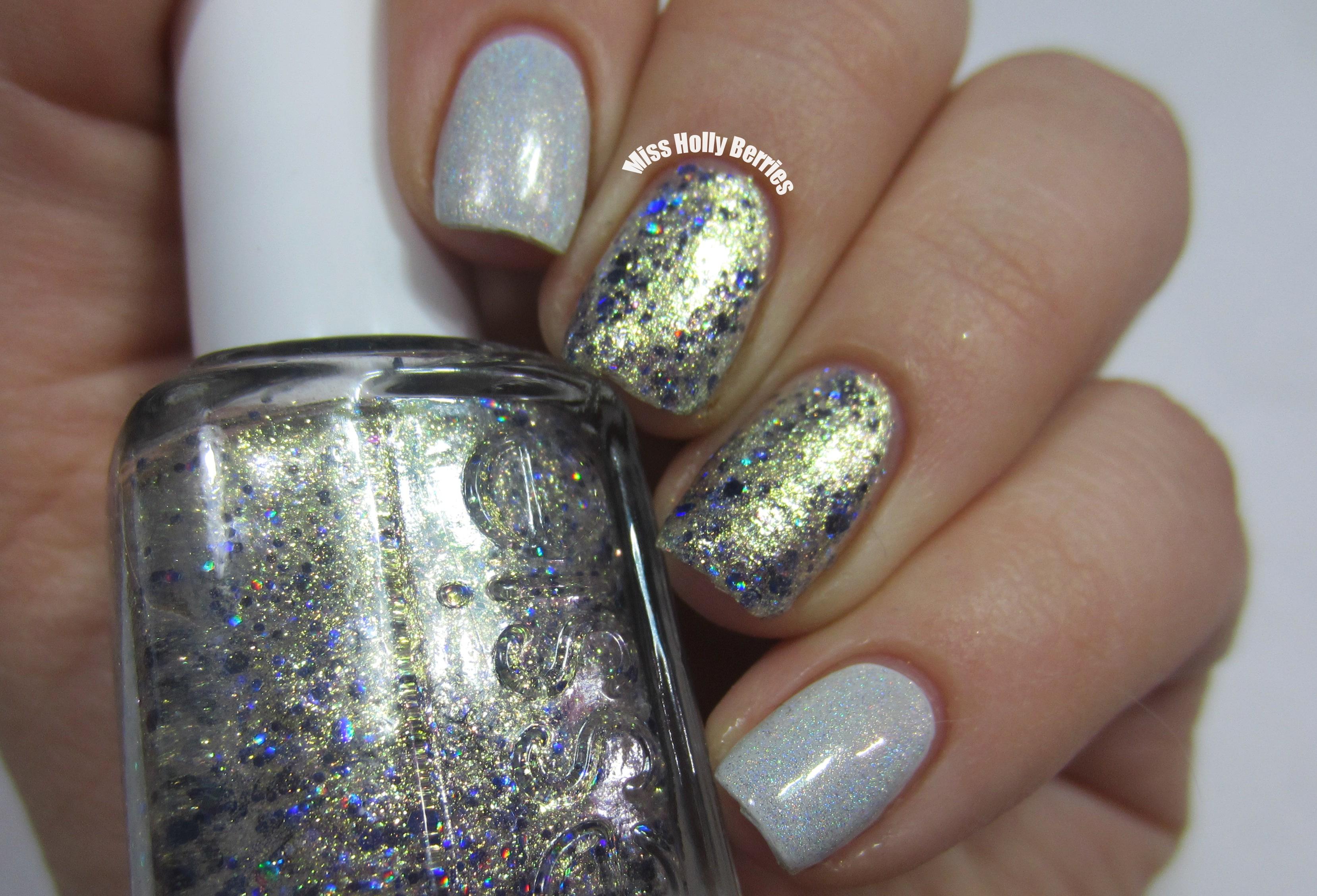 "Essie ""On a Silver Platter"" | misshollyberries"