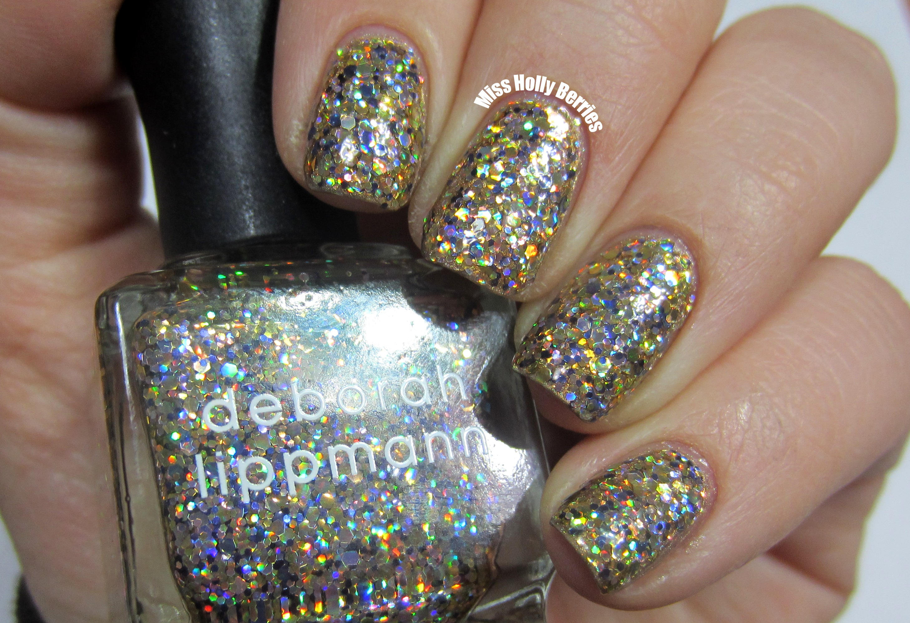"Deborah Lippmann ""Glitter and Be Gay"" 