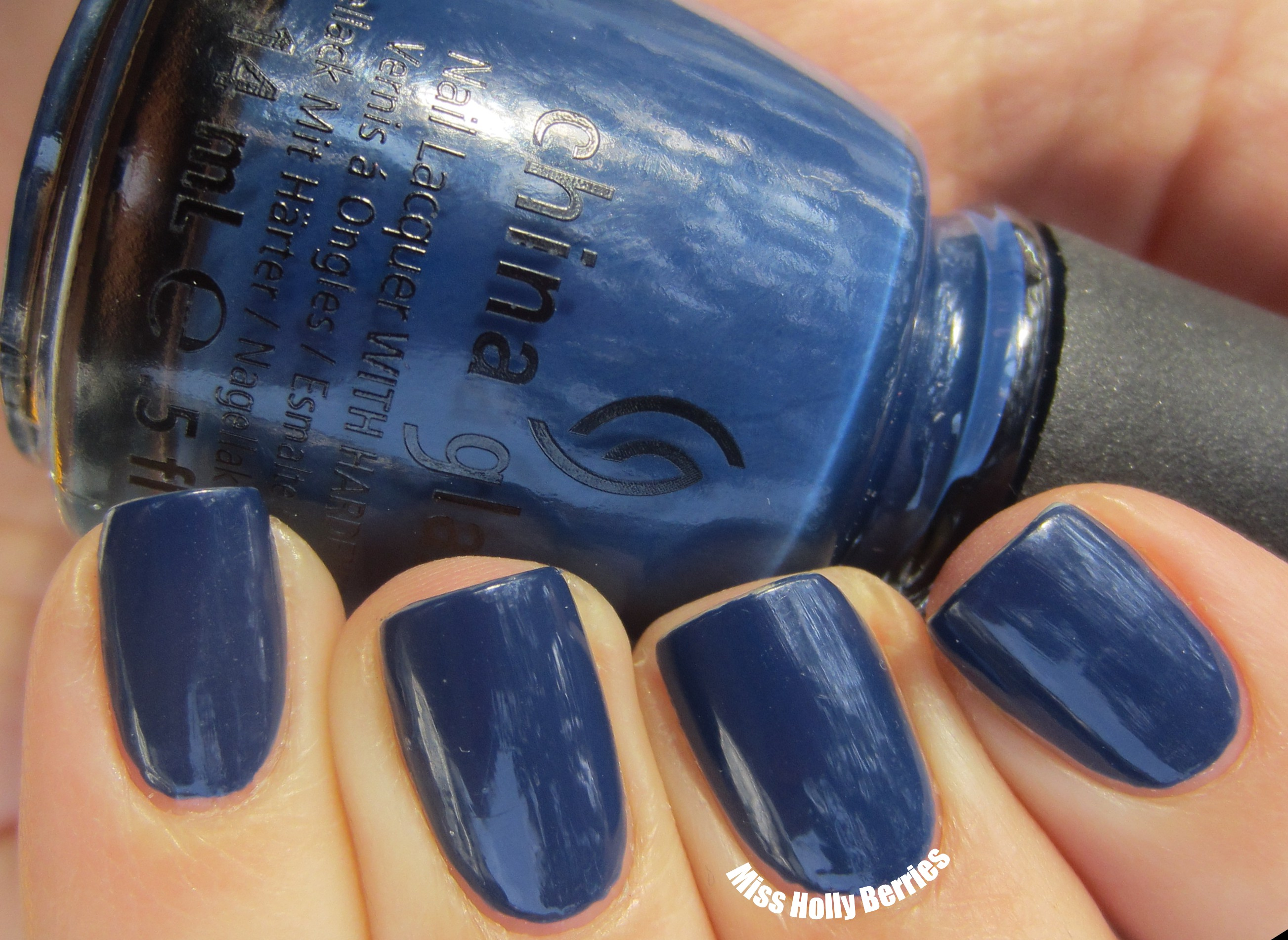 "China Glaze ""First Mate"" 