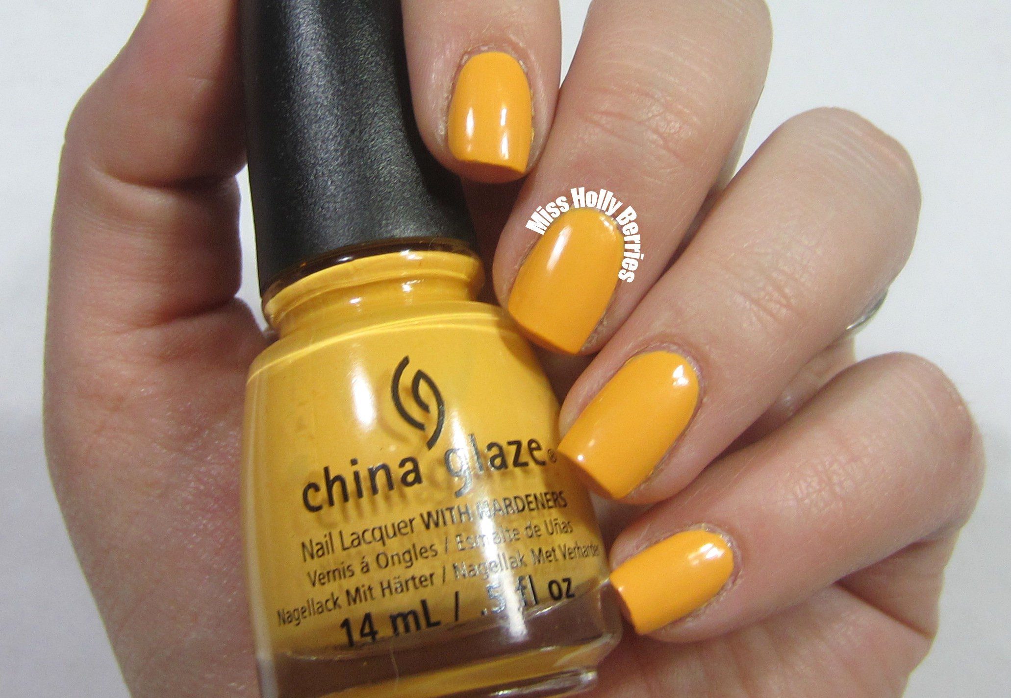 "China Glaze ""Metro Pollen-tin"" 
