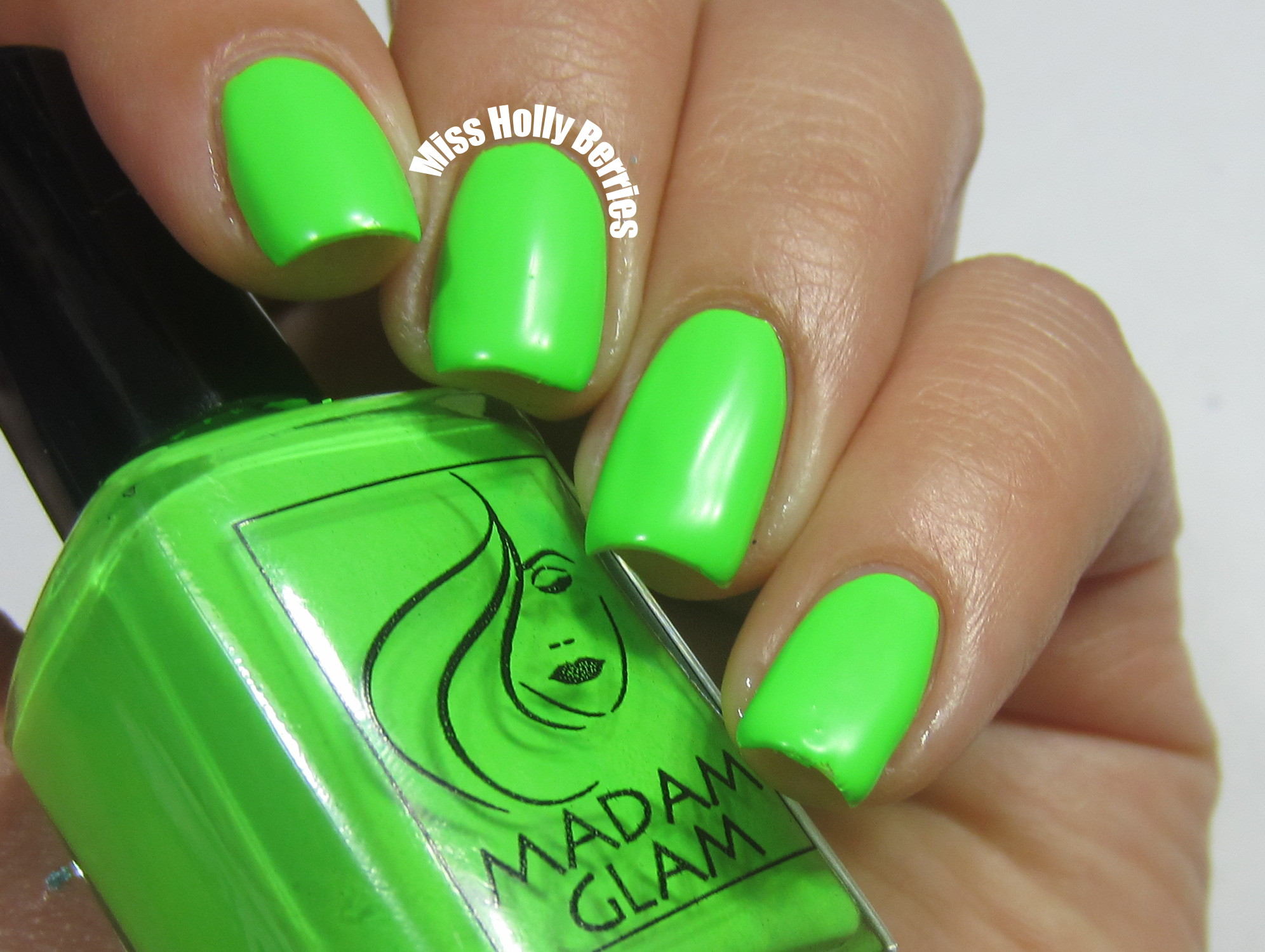 Madam Glam Nail Polish Review! | misshollyberries